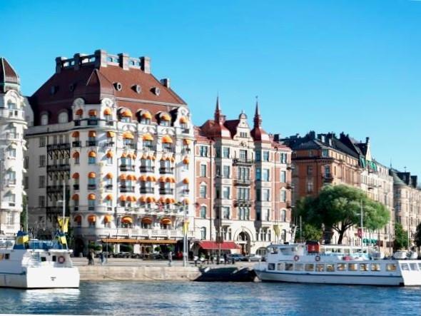 populär vuxen dansa nära Stockholm