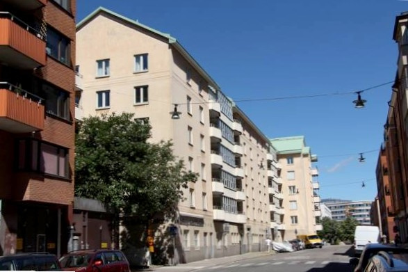 Central Europe Apartments - Birkastan