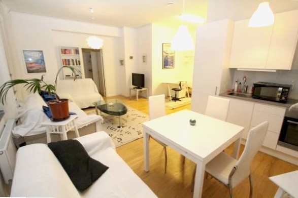 Central Europe Apartments - Modern Apartment in Sundbyberg