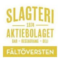 Slagteriaktiebolaget Fältöversten - Stockholm